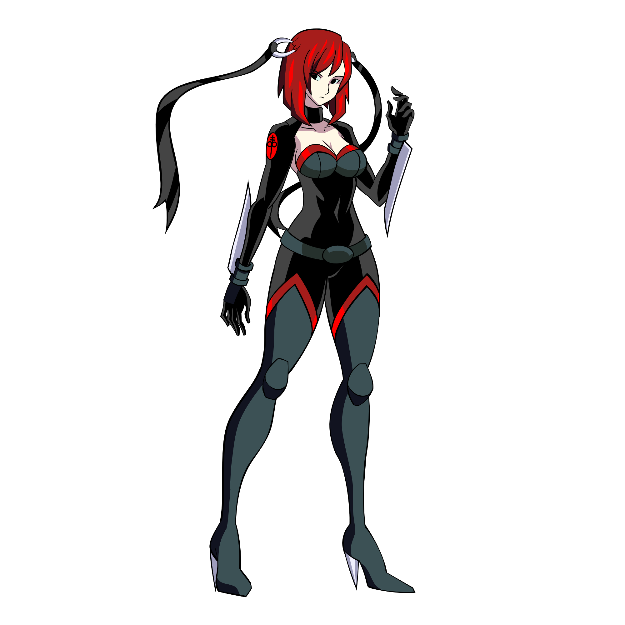 New Bloodrayne Coming From Arc System Works Theplatformer