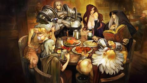 Dragon's-Crown-character-select-artwork