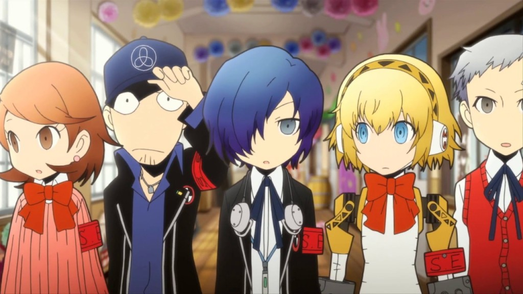 Persona-Q-Screenshot