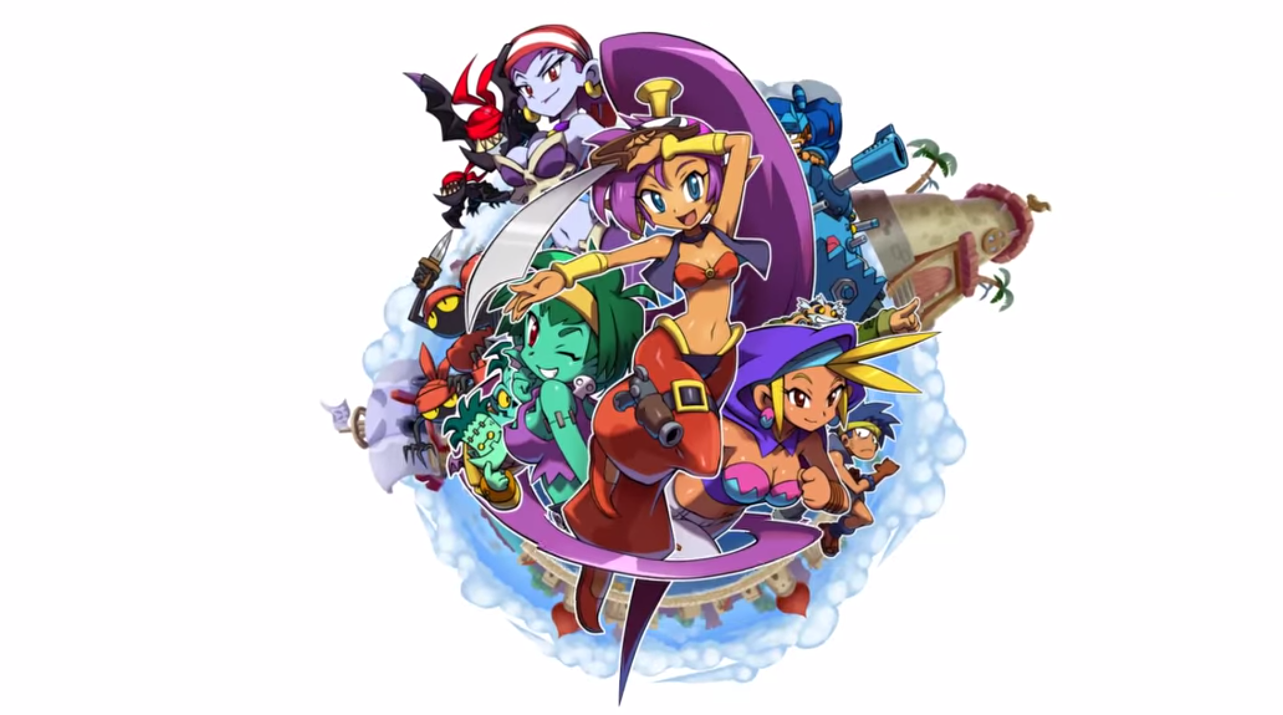 Shantae And The Pirate S Curse Coming Next Week Theplatformer