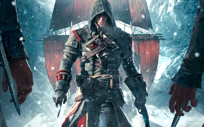 Review: Assassin's Creed Rogue (360)