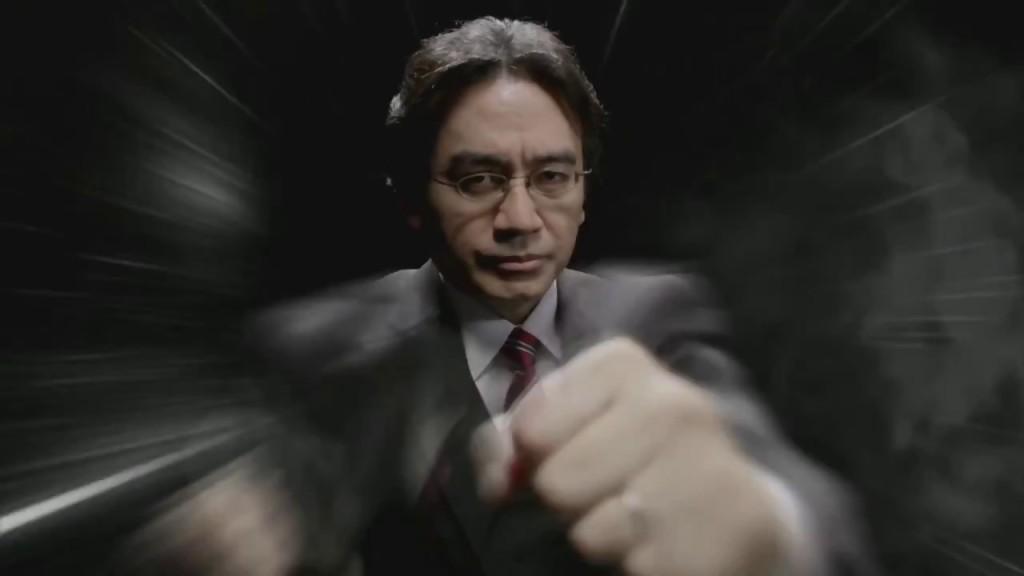 Satoru Iwata E3 2014