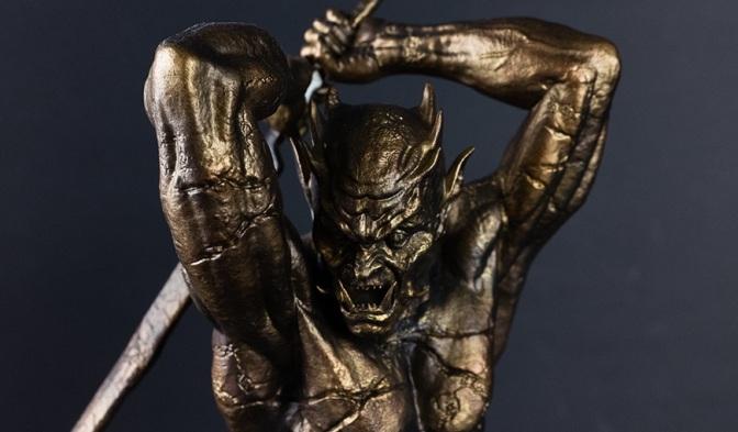 "'Skyrim' ""Shrine Of Malacath"" Statue Available For Pre-Order"