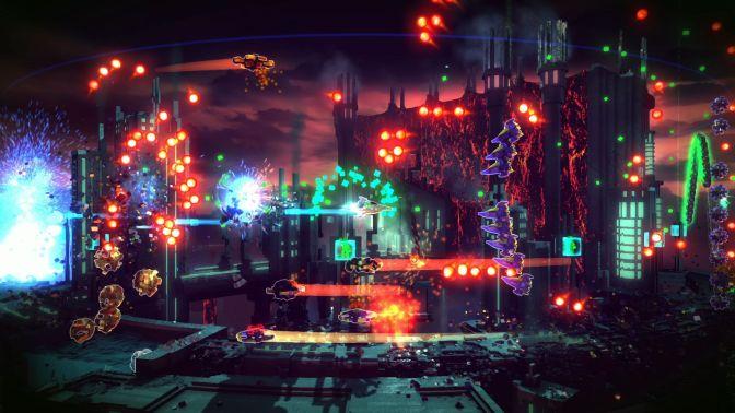 'Resogun' Coming To PS3 And Vita Next Week