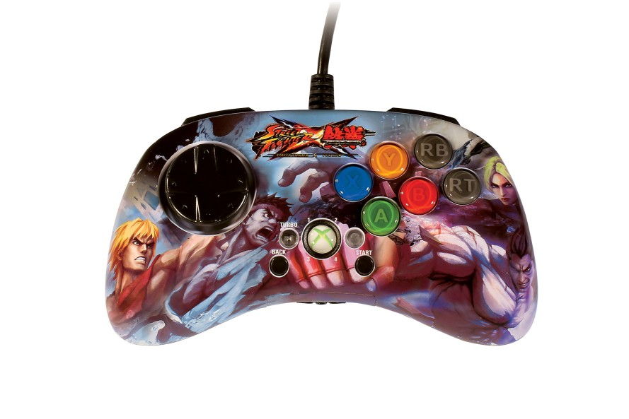 Mad Catz SFxT Fightpad For Xbox 360