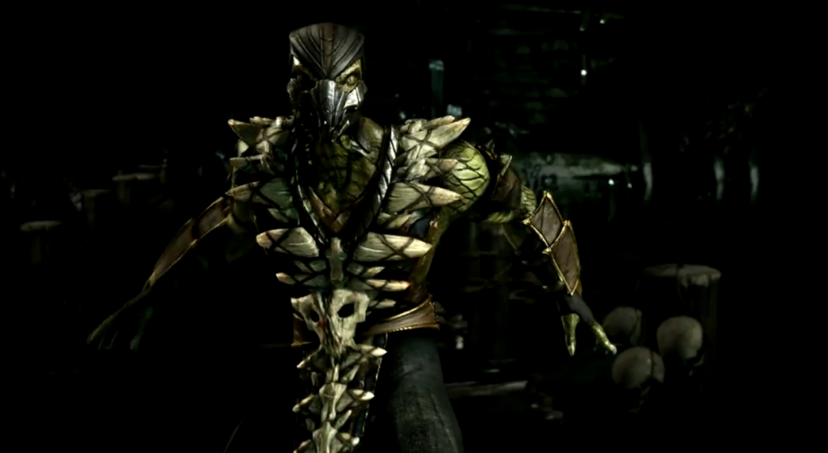 """Reptile"" Confirmed For 'Mortal Kombat X', New Character ..."