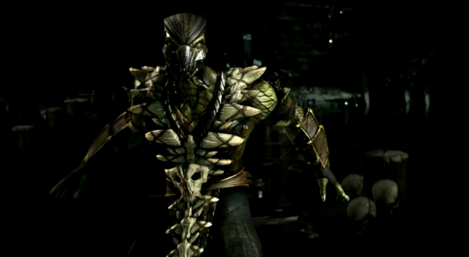 """Reptile"" Confirmed For 'Mortal Kombat X', New Character Reveal Tomorrow"