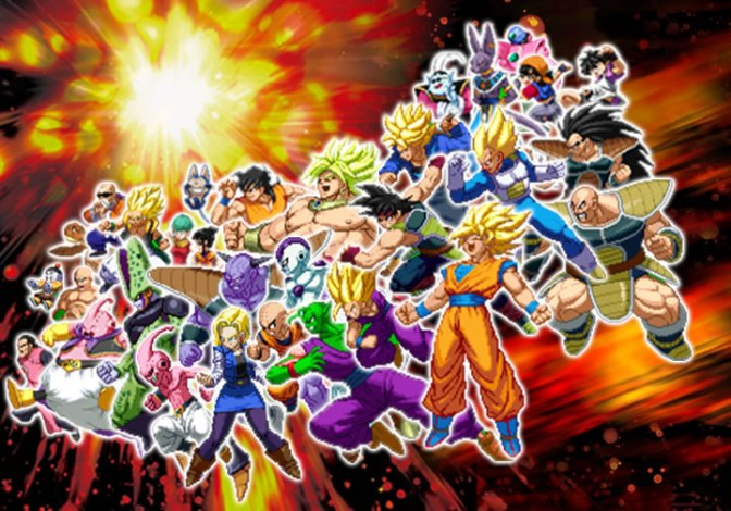 Dragon Ball Z 3DS Fighting Game Coming From Arc System Works