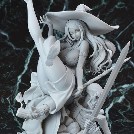 Max Factory Sorceress Statue