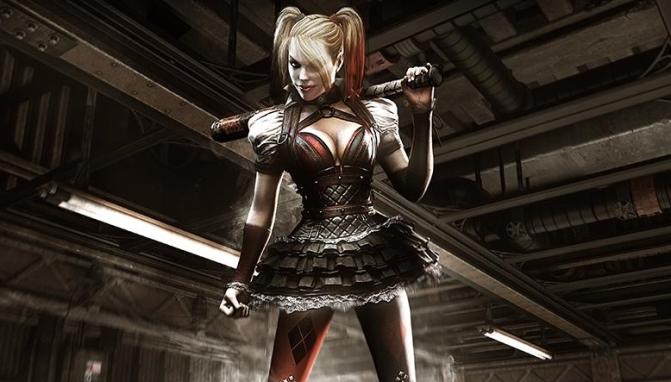 "'Batman: Arkham Knight' ""Harley Quinn"" DLC Campaign Revealed Via Amazon"