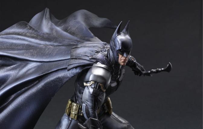 "'Batman: Arkham Knight' Play Arts Kai ""Batman"" Available For Pre-Order"