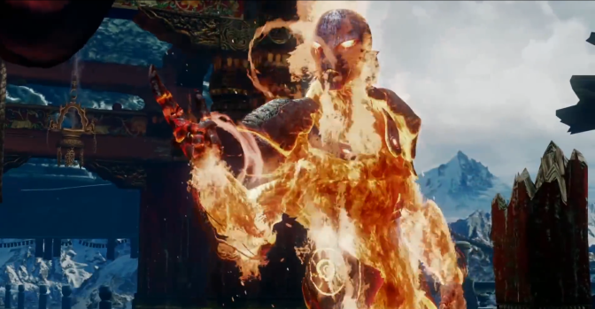 """'Killer Instinct' """"Cinder"""" Trailer Revealed, Final Character Teased"""