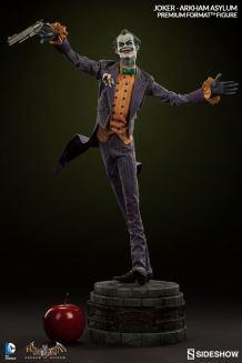 Sideshow Collectibles Arkham Joker 10