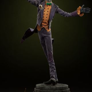 Sideshow Collectibles Arkham Joker 10