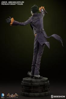 Sideshow Collectibles Arkham Joker 12