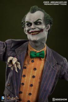 Sideshow Collectibles Arkham Joker 14