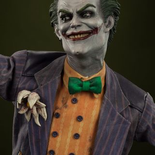 Sideshow Collectibles Arkham Joker 14
