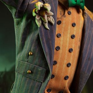 Sideshow Collectibles Arkham Joker 15