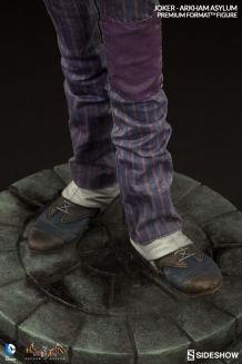 Sideshow Collectibles Arkham Joker 16