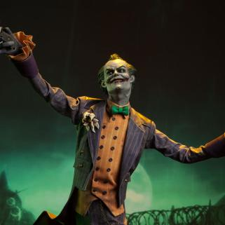Sideshow Collectibles Arkham Joker 2