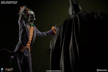 Sideshow Collectibles Arkham Joker 5