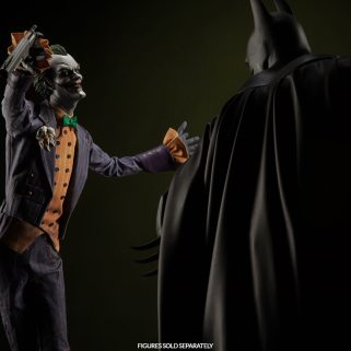 Sideshow Collectibles Arkham Joker 5