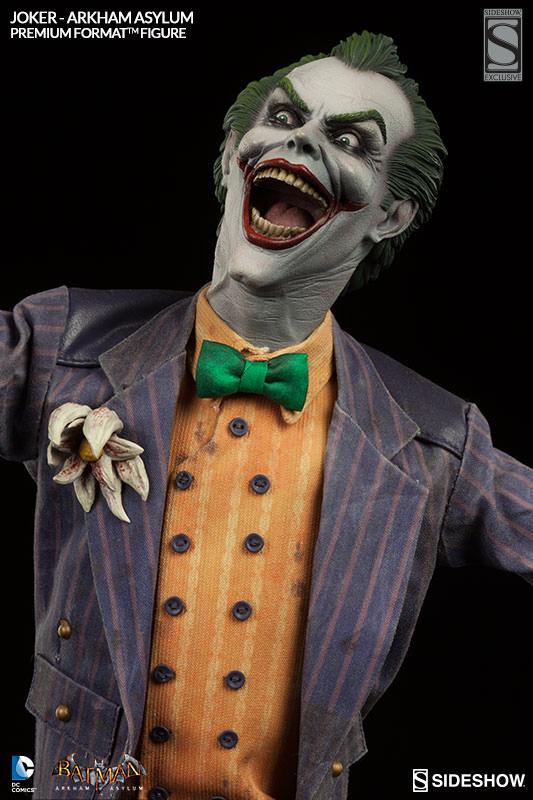 "Arkham Joker Statue ""joker"" Statue Coming in"