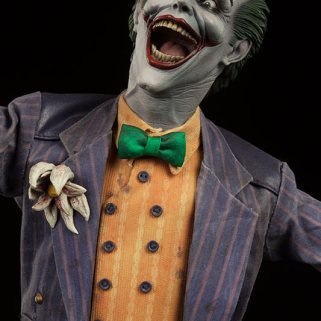 Sideshow Collectibles Arkham Joker 7