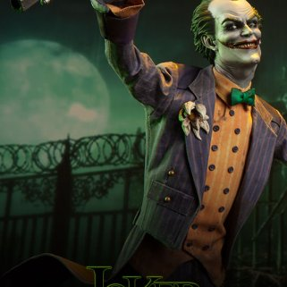 Sideshow Collectibles Arkham Joker 8