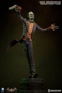 Sideshow Collectibles Arkham Joker 9