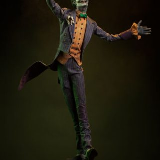 Sideshow Collectibles Arkham Joker 9