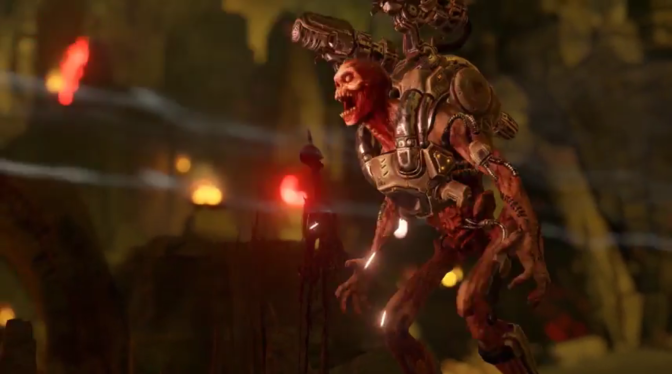 'Doom' Public Gameplay Debut Scheduled For E3 2015