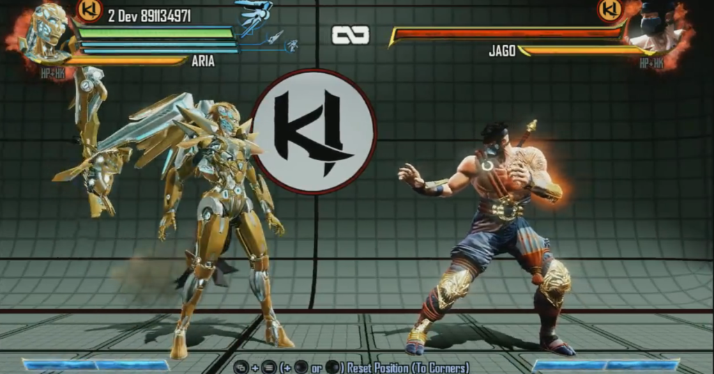 Killer Instinct Combo Breaker ARIA Gameplay 2