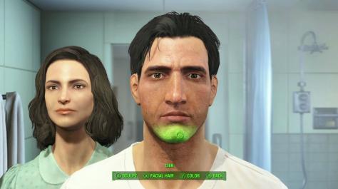 Bethesda E3 2015 Fallout 4 character customization