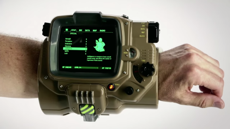 Bethesda E3 2015 Fallout 4 Pip Boy Collectors Edition
