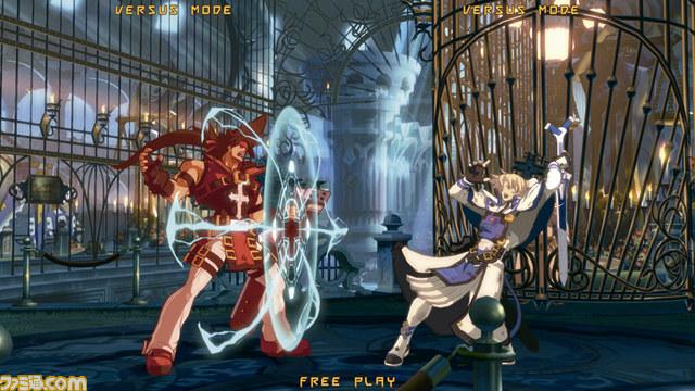 Guilty Gear Xrd Revelator Blitz Shield Attack
