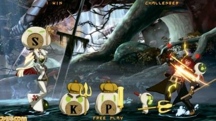 Guilty Gear Xrd Revelator Jack-O Gameplay 2