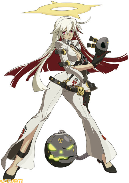Guilty Gear Xrd Revelator Jack-O keyart