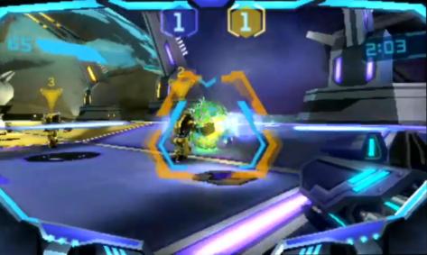 Nintendo World Championships Blast Ball
