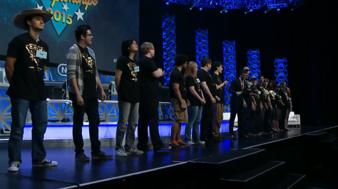 Nintendo World Championships Finalists