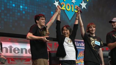 Nintendo World Championships John Numbers Shigeru Miyamoto Cosmo