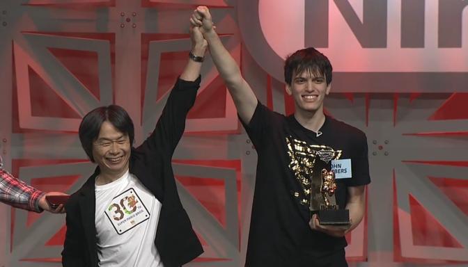 E3 2015 Rewind: Nintendo World Championships