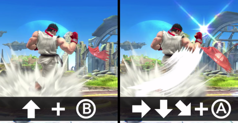 Super Smash Bros Wii U 3DS Ryu