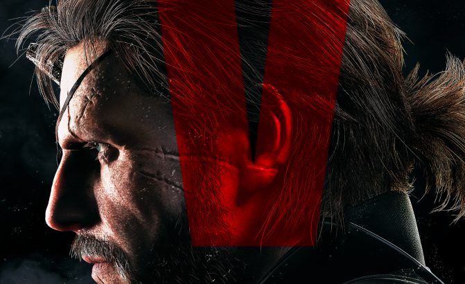 Kojima Productions Logos Officially Removed From 'MGSV: The Phantom Pain'