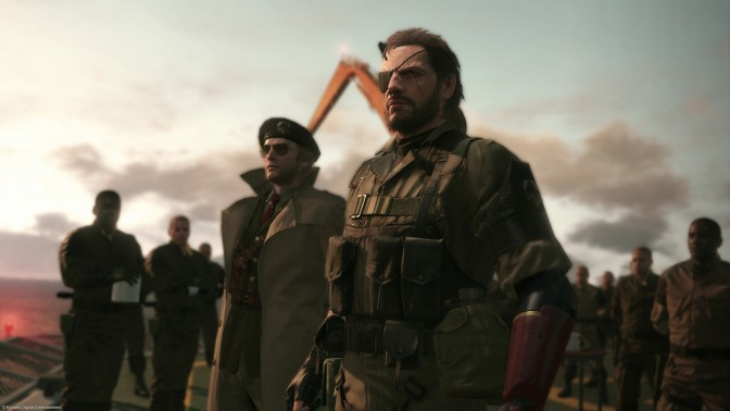 Japanese 'MGSV: The Phantom Pain' MB Coins Now Expire In Six Months
