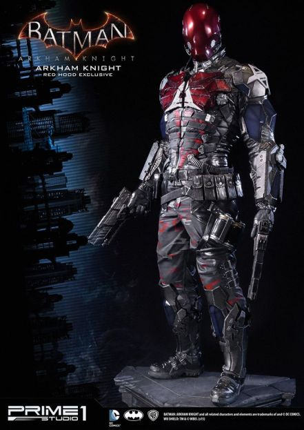 MMDC-02 Arkham Knight Red Hood Variant 2