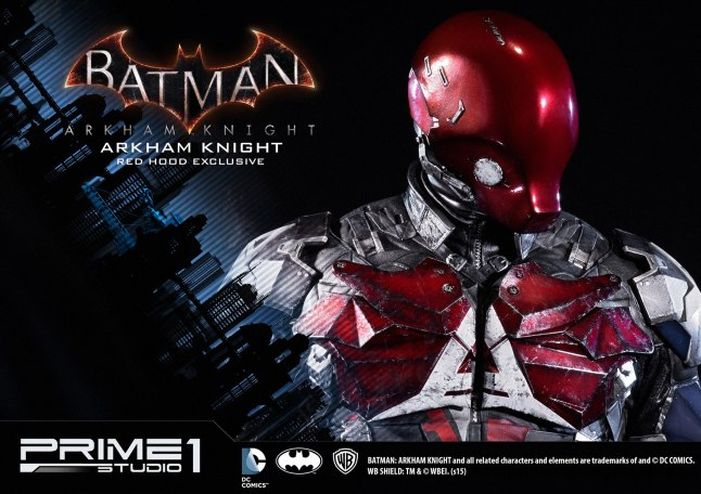 MMDC-02 Arkham Knight Red Hood Variant 3