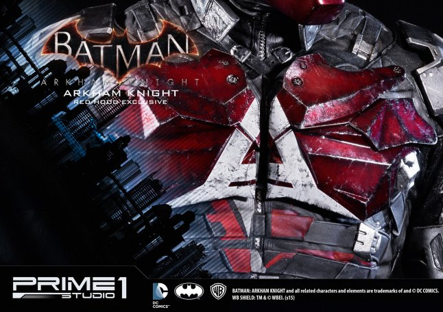 MMDC-02 Arkham Knight Red Hood Variant 4