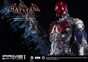 MMDC-02 Arkham Knight Red Hood Variant 5
