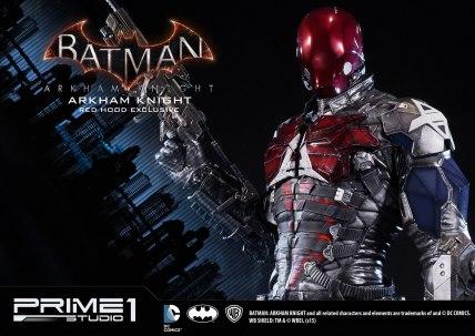 MMDC-02 Arkham Knight Red Hood Variant 5